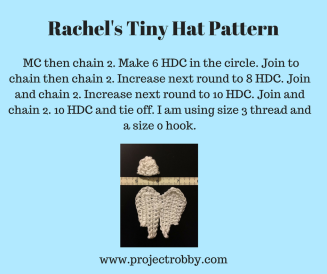 Rachel's Tiny Hat Pattern