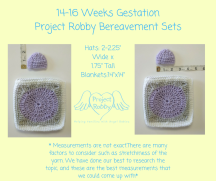 14-16 Weeks GestationProject Robby Bereavement Sets (1)