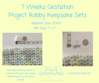 7 Weeks GestationKeepsake Sets (1)