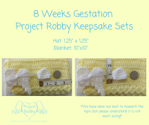 8 Weeks Gestation Project Robby Keepsake Sets (1)